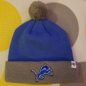 NFL INFANT BEANIE - Detroit Lions